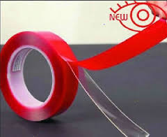 Double Sided Acrylic Clear Tape SUPPLIER IN uae from AIPL TAPES INDUSTRY LLC