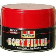 auto body filler polyester putty supplier in UAE from AIPL TAPES INDUSTRY LLC