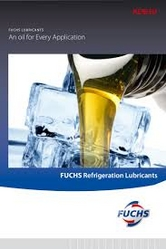 FUCHS Synthetic refrigeration oil based on polyol esters (POE) for HFC/FC refrigerants -GHANIM TRADING DUABI UAE +97142821100 from GHANIM TRADING LLC