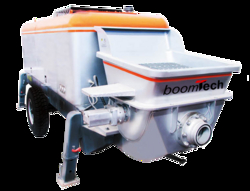 Boomtech Boomtech High Pressure Pump Dubai from HOUSE OF EQUIPMENT