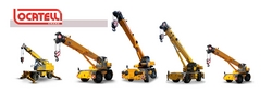 Mobile Hydraulic Cranes from HOUSE OF EQUIPMENT LLC