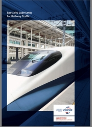 FUCHS LUBRITECH TRAMS - TRAINS - METRO - RAILWAYS LUBRICATION  - GHANIM TRADING UAE OMAN +97142821100 from GHANIM TRADING LLC