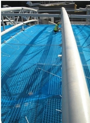Work Positioning Net from REUNION SAFETY EQUIPMENT TRADING