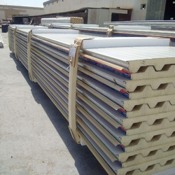 Sandwich Panel Supplier PUF PIR Rockwool UAE QATAR OMAN BAHRAIN SAUDI  from DANA GROUP UAE-OMAN-SAUDI