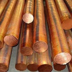 Phosphor Bronze Round Bar from PEARL OVERSEAS