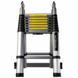 TELESCOPIC LADDER A TYPE from ADEX AZEEM.SHA@ADEXUAE.COM/0555775434 SALES@ADEXUAE.COM 0564083305
