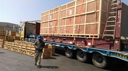 Land Based cargo services doing by Hi Tech Pack from HITECH PACK & TRANS LLC