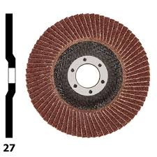 FLAP DISC 115MM  from GOLDEN ISLAND BUILDING MATERIAL TRADING LLC
