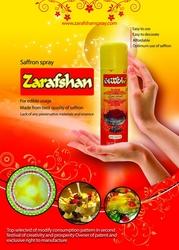 Saffron Spray