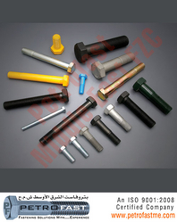 Hex Bolt  from PETROFAST MIDDLE EAST FZC