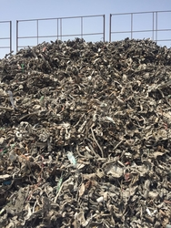 Shredded aluminium for Sale in Sharjah from AL RUKN METALS