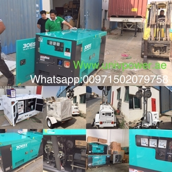 generators from UNIVPOWER MACHINERY