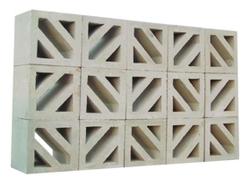 Concrete claustra block supplier in Saudi Arabia from ALCON CONCRETE PRODUCTS FACTORY LLC
