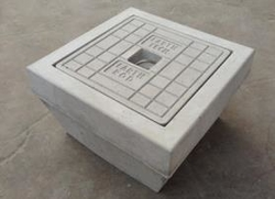 Concrete earth pit supplier in Dubai from ALCON CONCRETE PRODUCTS FACTORY LLC