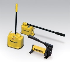 HYDRAULIC HAND PUMP from EXCEL TRADING COMPANY - L L C