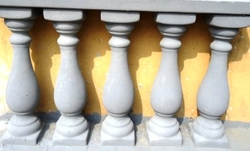 Concrete Balustrades supplier in Oman from ALCON CONCRETE PRODUCTS FACTORY LLC