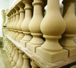 Concrete Balustrades supplier in Saudi Arabia from ALCON CONCRETE PRODUCTS FACTORY LLC