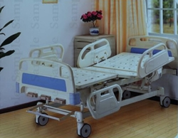 Hospital Bed Manual Bed with three Function  from ARASCA MEDICAL EQUIPMENT TRADING LLC