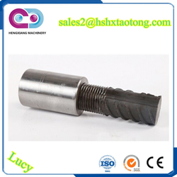 Parallel Thread Rebar Splice Coupler With Factory Price