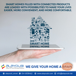 HOME AUTOMATION from ALAYOUBI TECHNOLOGIES