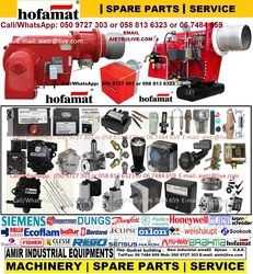 Hofamat Boiler Burner Dealer spare parts Service in Abu Dhabi Dubai Sharjah Ajman  Ras al Khaimah  UAQ  from AMIR INDUSTRIAL EQUIPMENTS