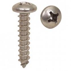 Pan head screw from PRAGATI METAL CORPORATION