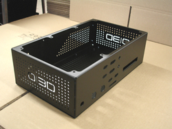 Customized metal enclosures from AVENSIA GENERAL TRADING LLC