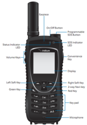 Satellite Phone from CROSSWORDS GENERAL TRADING LLC