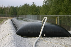 DEWATERING GEO TEXTILE TUBE, DE-WATERING BAG from NUTEC OVERSEAS