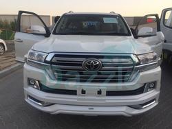 Toyota Land Cruiser ZX 200 from DAZZLE UAE