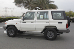 Toyota Land Cruiser GXR 76 from DAZZLE UAE