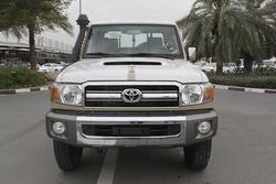 Toyota Land Cruiser Single Cabin Pickup VDJ79 Diesel from DAZZLE UAE