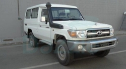 Toyota Land Cruiser GRJ 78 Petrol from DAZZLE UAE