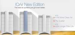 IQAir Air Purifier from EDELWEISS FOR AIR PURIFIERS LLC