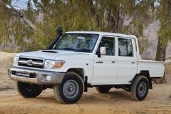 Toyota Land Cruiser Double Cabin Pickup VDJ 79 from DAZZLE UAE