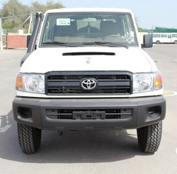 Toyota Land Cruiser Single Cabin Pickup VDJ 79 from DAZZLE UAE