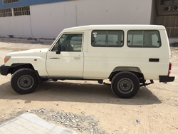 Toyota Land Cruiser Hardtop VDJ78 Right Hand Drive from DAZZLE UAE