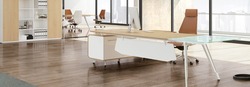 office work stations in UAE from HITEC OFFICES.