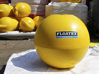 PLASTIC FLOATS  from PETROFAST MIDDLE EAST FZC