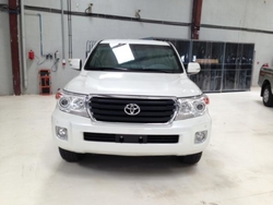 Toyota Land Cruiser Armored Cars from DAZZLE UAE
