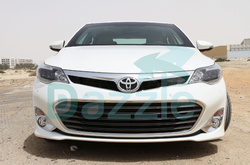 Armored Toyota  Avalon  from DAZZLE UAE