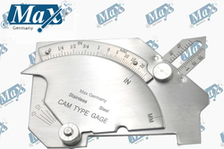 Stainless Steel Cam Type Gauge  from A ONE TOOLS TRADING LLC