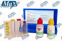 pH and CL Test Kit Set from A ONE TOOLS TRADING LLC