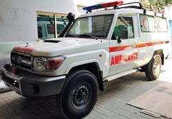 Ambulance UAE from DAZZLE UAE
