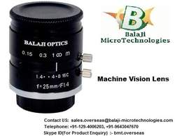 Machine Vision Lens-BalaJi MicroTechnologies (BMT)