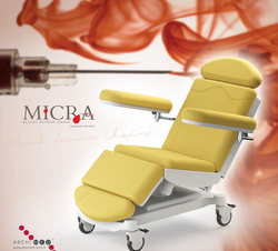BLOOD DONATION CHAIR SUPPLIER IN DUBAI  from MASTERMED EQUIPMENT TRADING LLC