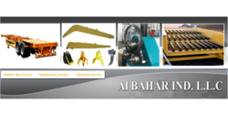 Excavator's Rock Bucket Fabricators in UAE from AL BAHAR IND LLC
