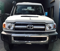 New Cars Toyota Land Cruiser Hardtop VDJ78 from DAZZLE UAE