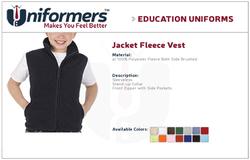 Fleece Jacket Dealers in UAE from UNIFORMERS