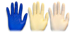 POWDER LESS EXAMINATION GLOVES from ADEX  PHIJU@ADEXUAE.COM/ SALES@ADEXUAE.COM/0558763747/05640833058